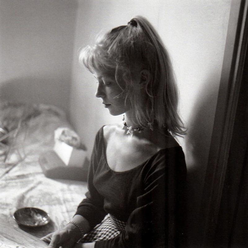 Сильветт Давид, модель Пикассо, Валлорис, 1954. Эдвард Куинн, фото 1