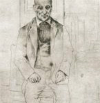 Назад к Энгру - условная серия карандашных рисунков Пикассо 1910-1920-е