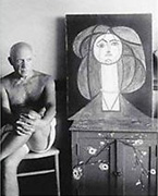 Picasso and Francoise Gilot Paris-Vallauris 1943-1953