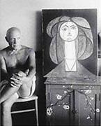 Picasso and Francoise Gilot Paris-Vallauris 1943-1953