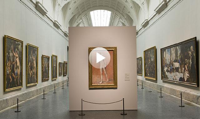 Выставка Пикассо в Прадо, 2015
