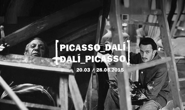 Выставка в Барселоне - Пикассо-Дали. Дали-Пикассо