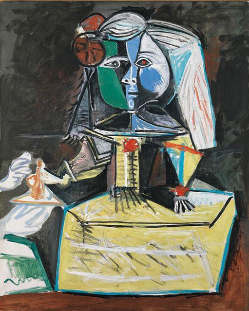 Pablo-Picasso_Las-Meninas_1957