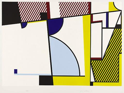 Roy-Lichtenstein_Bull-V_1973